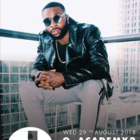 J-Sol at Islington Academy on Wednesday 29th August 2018