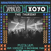 JamPacked at XOYO on Thursday 27th April 2017