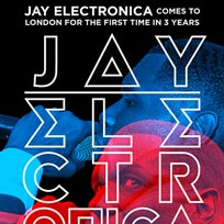 Jay Electronica at EartH on Friday 20th September 2019
