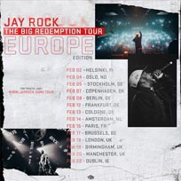 Jay Rock at Electric Brixton on Monday 18th February 2019