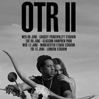 Jay Z & Beyonce - OTR II at London Stadium on Friday 15th June 2018