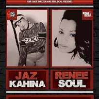 JAZ KAHINA / RENEE SOUL at Chip Shop BXTN on Tuesday 11th December 2018