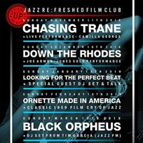 Jazz re:freshed Film Club at The Ritzy on Sunday 10th February 2019