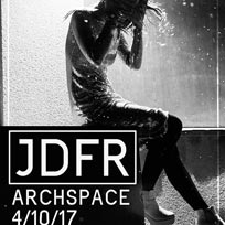 JDFR at Archspace on Wednesday 4th October 2017