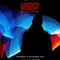 Jehst at Jazz Cafe on Thursday 8th November 2018