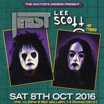 Jehst & Lee Scott at Kamio on Friday 7th October 2016