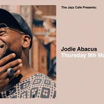Jodie Abacus at Jazz Cafe on Thursday 9th May 2019