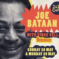 Joe Bataan at Jazz Cafe on Sunday 28th May 2017