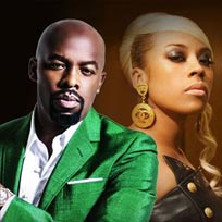 Joe & Keyshia Cole at Hammersmith Apollo on Tuesday 26th February 2019