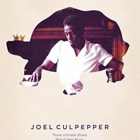 Joel Culpepper at TripSpace Projects on Friday 2nd December 2016
