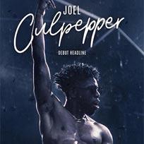 Joel Culpepper at Jazz Cafe on Friday 28th September 2018
