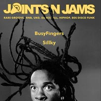 Joints n Jams at Lockside Camden on Friday 20th September 2019