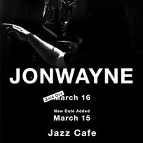 Jonwayne at Jazz Cafe on Wednesday 15th March 2017