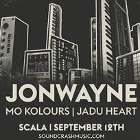 Jonwayne at Scala on Tuesday 12th September 2017