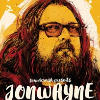 Jonwayne at KOKO on Wednesday 13th September 2017