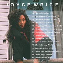 Joyce Wrice at Jazz Cafe on Friday 1st December 2017