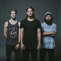 Judah & the Lion at Water Rats on Thursday 2nd November 2017