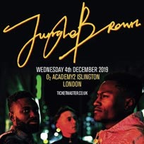 Jungle Brown at Islington Academy on Wednesday 4th December 2019