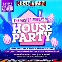 Easter Sunday HOUSE PARTY! at Ace Hotel on Sunday 21st April 2019