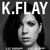 K.Flay at Heaven on Wednesday 17th October 2018
