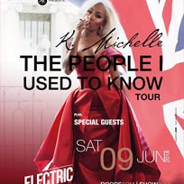 K. Michelle at Electric Brixton on Saturday 9th June 2018