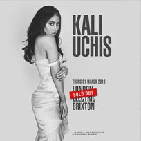 Kali Uchis at Electric Brixton on Thursday 1st March 2018