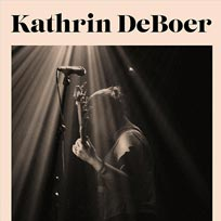 Kathrin deBoer at Echoes on Tuesday 26th July 2016