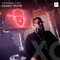 Kenny Dope at XOYO on Sunday 16th April 2017