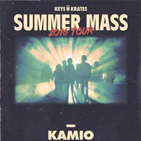 Keys N Krates at Kamio on Wednesday 17th August 2016