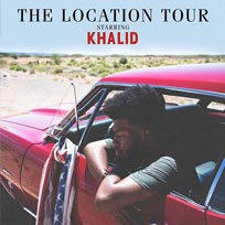 Khalid at Hoxton Square Bar & Kitchen on Saturday 27th May 2017