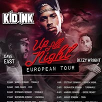 Kid Ink at The Forum on Wednesday 24th April 2019