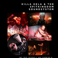 Killa Kela at Jazz Cafe on Wednesday 22nd June 2016