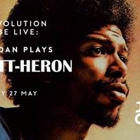 Kim Jordan plays Gil Scott-Heron at Jazz Cafe on Saturday 27th May 2017
