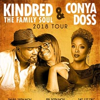 Kindred the Family Soul at Islington Assembly Hall on Sunday 2nd December 2018