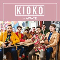 Kioko at Old Blue Last on Wednesday 15th March 2017