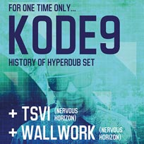 Kode 9 – History of Hyperdub at Archspace on Friday 24th February 2017