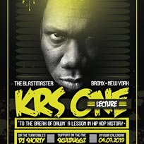 KRS One at Chip Shop BXTN on Thursday 4th July 2019