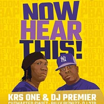 KRS-One & DJ Premier at The Forum on Friday 15th July 2016