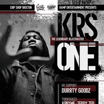 KRS One at Chip Shop BXTN on Friday 5th July 2019