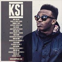 KSI at The Garage on Tuesday 8th November 2016