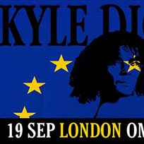 Kyle Dion at Omeara on Thursday 19th September 2019