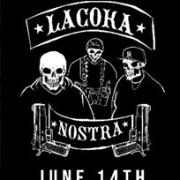 La Coka Nostra at Archspace on Thursday 14th June 2018