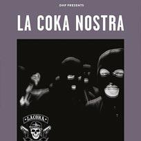 La Coka Nostra at The Garage on Monday 14th November 2016