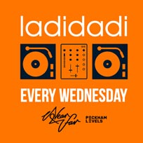 Ladidadi at Near & Far on Wednesday 27th February 2019