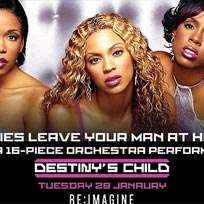 Destiny's Child: A 16-piece Orchestra at XOYO on Tuesday 29th January 2019