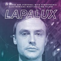 Lapalux at Echoes on Wednesday 5th October 2016