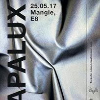 Lapalux at The Laundry Building on Thursday 25th May 2017