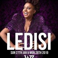 Ledisi at Jazz Cafe on Sunday 27th January 2019