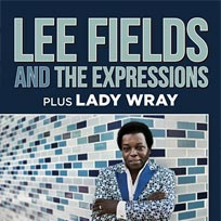 Lee Fields & The Expressions at Electric Ballroom on Thursday 25th January 2018