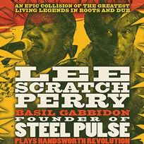 Lee Scratch Perry  at Electric Brixton on Saturday 23rd March 2019